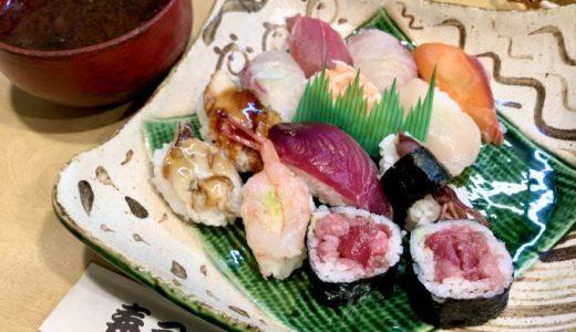 【おすすめ】神戸でお寿司ランチ【おいしい・安い】