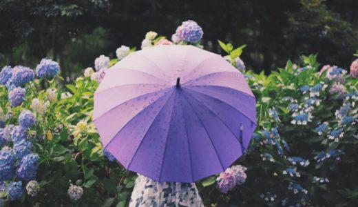 【天気の英語】humid damp drizzling など【梅雨で使える】